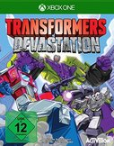 Cover zu Transformers: Devastation - Xbox One