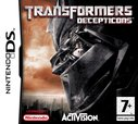 Cover zu Transformers: The Game - Nintendo DS