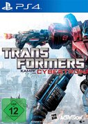Cover zu Transformers: Kampf um Cybertron - PlayStation 4