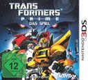 Cover zu Transformers: Prime - Nintendo 3DS