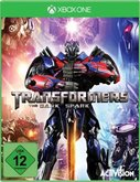 Cover zu Transformers: The Dark Spark - Xbox One