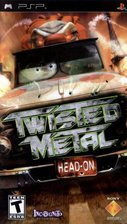 Cover zu Twisted Metal: Head-On - PSP