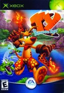 Cover zu Ty the Tasmanian Tiger - Xbox