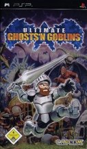 Cover zu Ultimate Ghosts'n Goblins - PSP