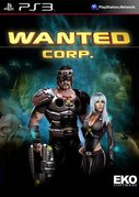 Cover zu Wanted Corp. - PlayStation 3