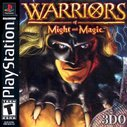 Cover zu Warriors of Might and Magic - PlayStation