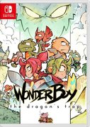 Cover zu Wonder Boy: The Dragon's Trap - Nintendo Switch