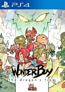 Cover zu Wonder Boy: The Dragon's Trap - PlayStation 4