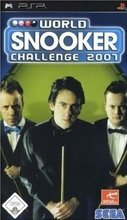 Cover zu World Snooker Championship 2007 - PSP