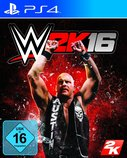 Cover zu WWE 2K16 - PlayStation 4