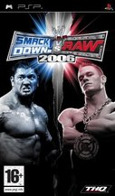 Cover zu WWE Smackdown! vs. Raw 2006 - PSP