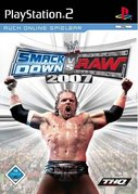 Cover zu WWE SmackDown vs. Raw 2007 - PlayStation 2
