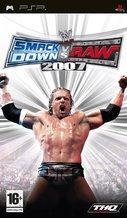 Cover zu WWE SmackDown vs. Raw 2007 - PSP
