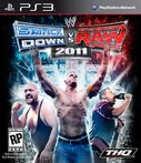 Cover zu WWE SmackDown vs. Raw 2011 - PlayStation 3