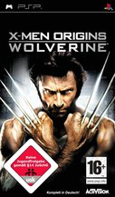 Cover zu X-Men Origins: Wolverine - PSP