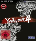 Cover zu Yakuza 4 - PlayStation 3