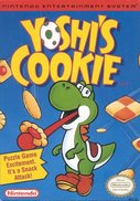 Cover zu Yoshi's Cookie - NES