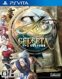 Cover zu Ys Celceta: Sea of Trees - PS Vita