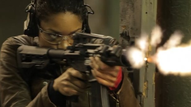 Featurette: Naomie Harris als Eve