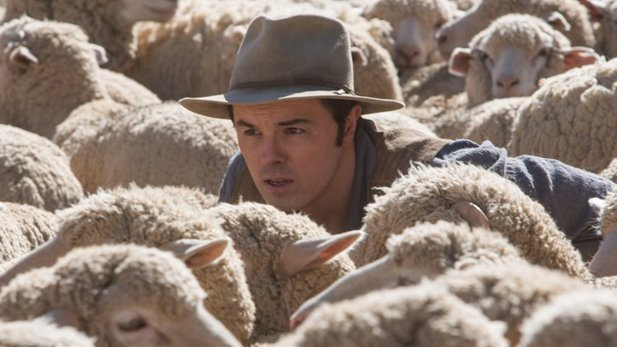 Seth MacFarlane (A Million Ways to Die in the West) kündigt eine Science-Fiction-Serie als Action-Comedy an.