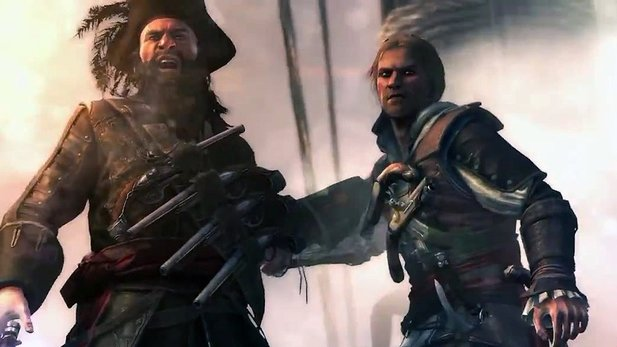 Assassin's Creed: Black Flag - 5 Minuten Gameplay-Szenen von der E3 2013