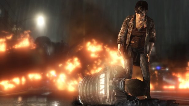 Beyond: Two Souls - Gameplay-Video