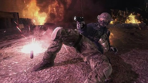 »Chaos Pack«-Trailer von Modern Warfare 3