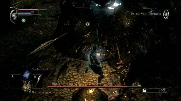 Demon's Souls - Test-Video -
