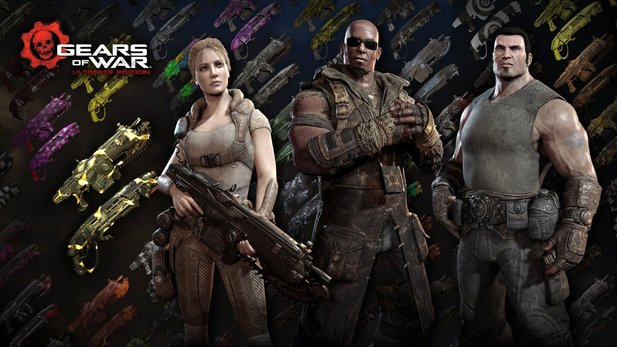 In Gears of War: Ultimate Edition gibt es am kommenden Wochenende ein Double-XP-Event.