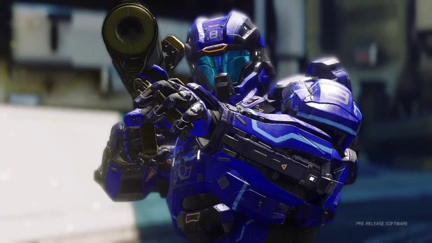 Halo 5 - Multiplayer-Trailer von der Gamescom 2015