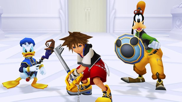 Kingdom Hearts HD 1.5 ReMIX - Feature-Trailer