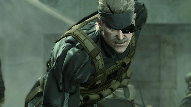 Metal Gear Solid 4 - Testvideo -