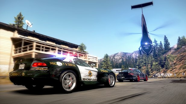 Need for Speed: Hot Pursuit: Die Polizei ist mitunter der härteste Gegner