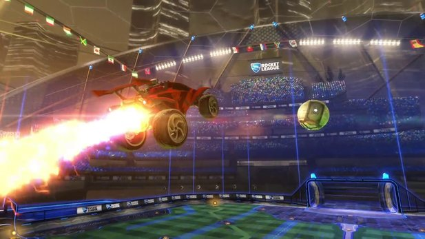 Rocket League - Trailer stellt den Rumble-Modus vor