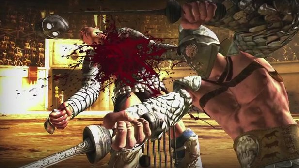 Gameplay-Trailer von Spartacus Legends