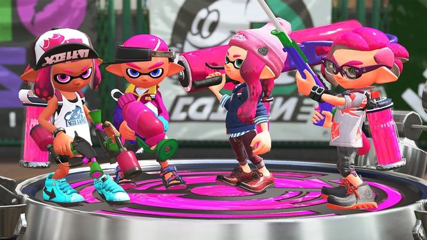 Splatoon 2 - Gameplay-Trailer zeigt Private Battle Spectator View