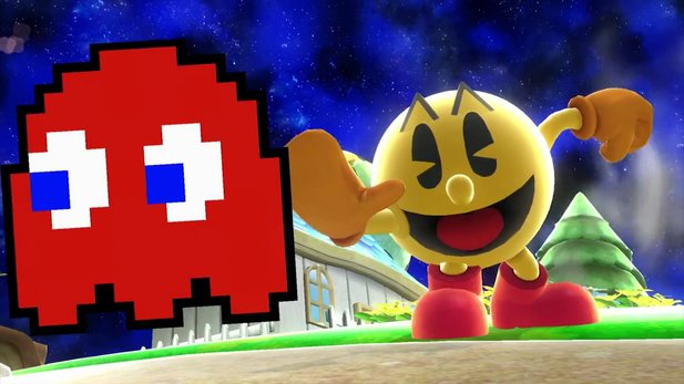 Super Smash Bros. - Ingame-Trailer mit Pac-Man