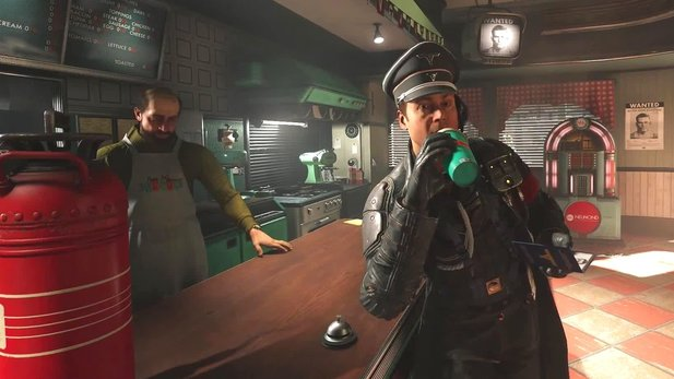 Wolfenstein 2: The New Colossus - Roswell-Trailer