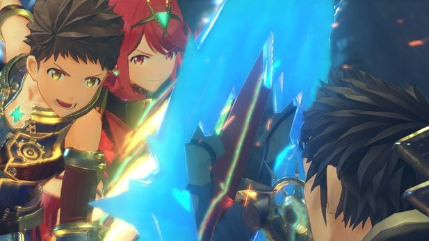 Xenoblade Chronicles 2 - Gameplay-Trailer zeigt acht Minuten des Nintendo Switch-JRPGs