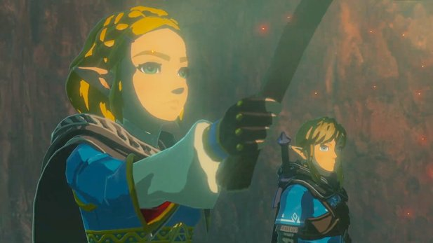 Zelda Breath of the Wild gets a sequel: That's what Nintendo just announced at E3 2019 with a first teaser trailer.