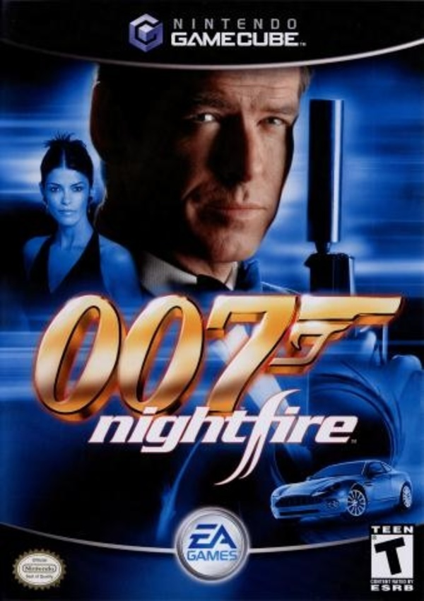 Cover zu James Bond 007 Nightfire