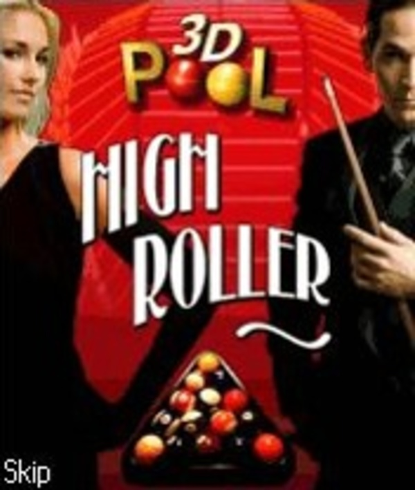 Cover zu 3D Pool High Roller