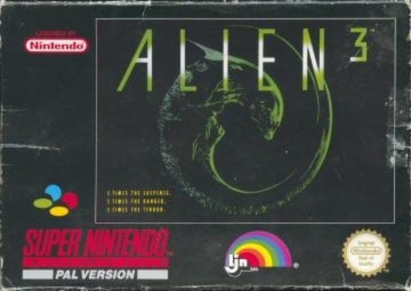 Cover zu Alien 3