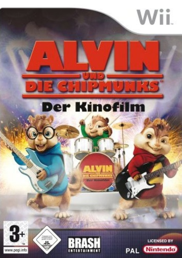 Cover zu Alvin and the Chipmunks