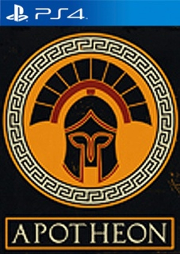 Cover zu Apotheon
