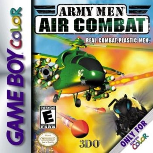 Cover zu Army Men: Air Combat