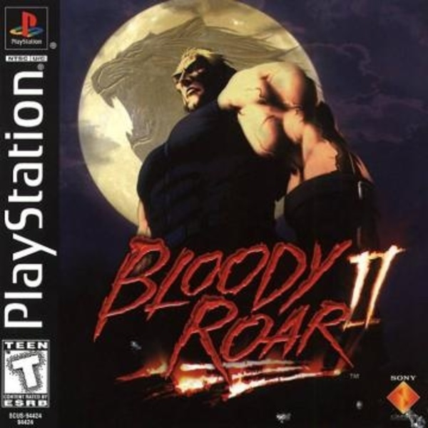Cover zu Bloody Roar II