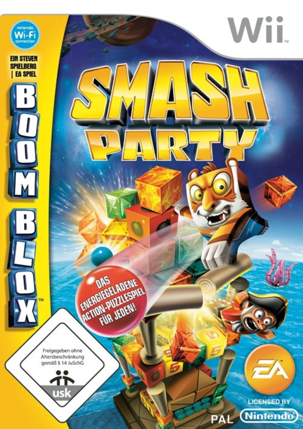 Cover zu Boom Blox Smash Party