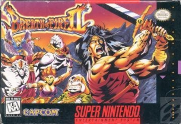 Cover zu Breath of Fire II