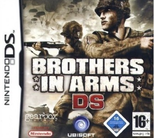 Cover zu Brothers In Arms DS